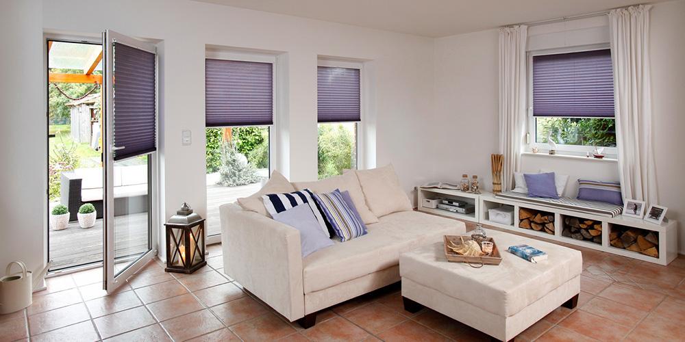 Faltstore ohne bohren plissees informiert ber plissee faltstores - Fenster verdunkelung schienen ...